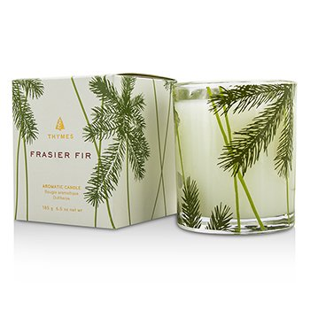 Thymes Aromatic Candle - Frasier Fir  185g/6.5oz