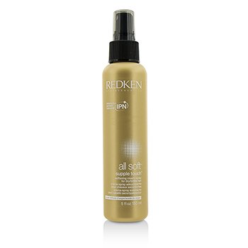 Redken All Soft Supple Touch Softening Cream-Spray (Para Cabello Seco/Dañado)  150ml/5oz