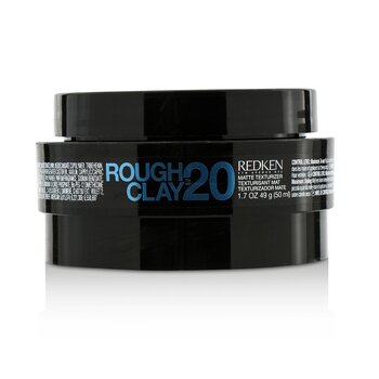 Styling Rough Clay 20 Matte Texturizer (Maximum Hold)  50ml/1.7oz