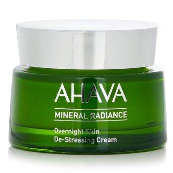 Mineral Radiance Overnight De-Stressing Cream  50ml/1.7oz