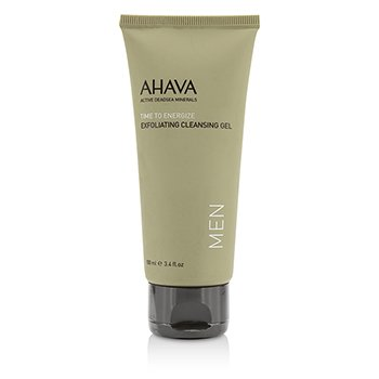 Ahava Time To Energize Gel Limpiador Exfoliante (Sin Caja)  100ml/3.4oz