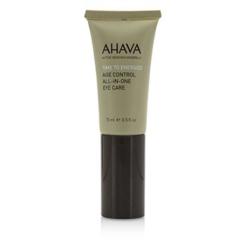 Ahava Krem pod oczy Time To Energize Age Control All In One Eye Care (bez pudełka)  15ml/0.5oz