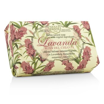 Lavanda Natural Soap - Rosa Del Chianti - Romantic  150g/5.29oz