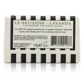 天然香皂 Le Deliziose Natural Soap - 薰衣草 150g/5.29oz