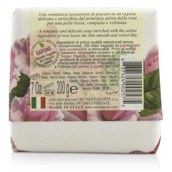 Marsiglia Toscano Triple Milled Vegetal Soap - Rosa Centifolia  200g/7oz