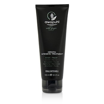 Awapuhi Wild Ginger Repair Keratin Intensive Treatment (Enrich - Repair)  100ml/3.4oz