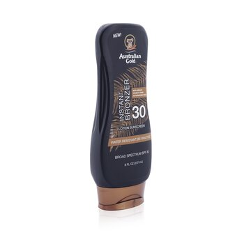 Lotion Sunscreen Broad Spectrum SPF 30 with Instant Bronzer  237ml/8oz