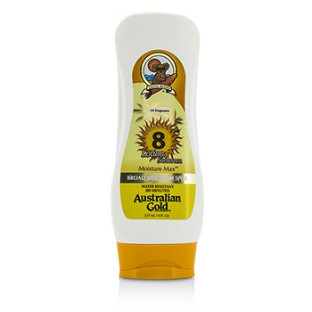 Lotion Sunscreen Broad Spectrum SPF 8 237ml/8oz