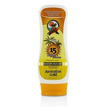 Lotion Sunscreen Broad Spectrum SPF 15  237ml/8oz