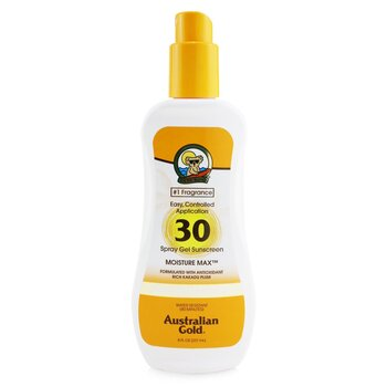 Spray Gel Sunscreen Broad Spectrum SPF 30  237ml/8oz