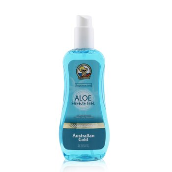 Aloe Freeze Spray Gel with Comfrey and Spearmint Extracts  237ml/8oz
