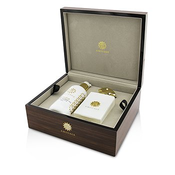 Honour Coffret: Eau De Parfum Spray 100ml/3.4oz + Bath & Shower Gel 300ml/10oz  2pcs
