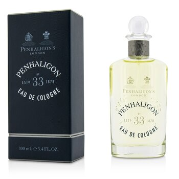 No.33 Eau De Cologne Spray  100ml/3.4oz