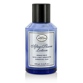 The Art Of Shaving After Shave Lotion Alcohol Free - Ocean Kelp (Unboxed)  100ml/3.4oz