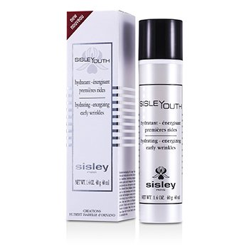 Sisleyouth Hydrating-Energizing Early Wrinkles Daily Treatment טיפול נגד קמטים (עבור כל סוגי העור)  40ml/1.4oz