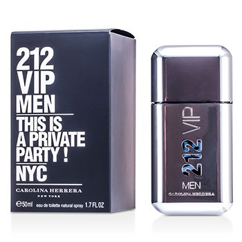 Carolina Herrera 212 VIP Wewangian Jenis Spray   50ml/1.7oz
