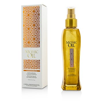 Professionnel Mythic Oil Shimmering Oil (For Body and Hair)  100ml/3.4oz