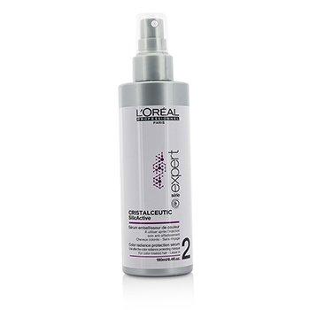 L'Oreal Professionnel Expert Serie - Cristalceutic SilicActive Ser Protecția Culorii și Strălucire - Fără Clătire (Pentru Păr Vopsit)  190ml/6.4oz