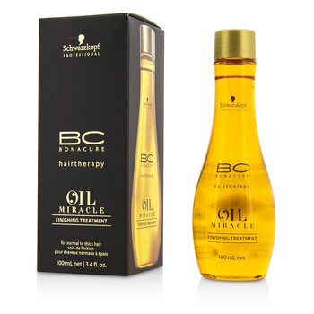 BC Oil Miracle Finishing Treatment (For Normal to Thick Hair) 100ml/3.4oz