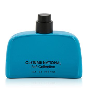 Pop Collection Eau De Parfum Spray - Light Blue Bottle (Unboxed)  50ml/1.7oz