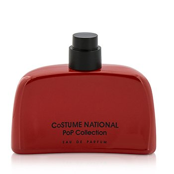 Pop Collection Eau De Parfum Spray - Red Bottle (Unboxed)  50ml/1.7oz