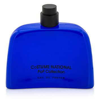Costume National Pop Collection Eau De Parfum Spray - Blue Bottle (Unboxed)  100ml/3.4oz