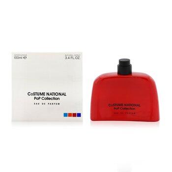 Pop Collection Eau De Parfum Spray - Red Bottle (Unboxed)  100ml/3.4oz