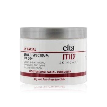 Krem do opalania do twarzy UV Facial Moisturizing Facial Sunscreen SPF 30 - For Dry & Post Procedure Skin  114g/4oz