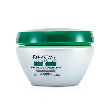 Resistance Force Architecte Strengthening Masque (For Brittle, Very Damaged Hair, Split Ends)  200ml/6.8oz