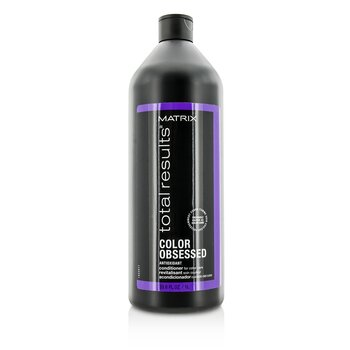 Matrix Total Results Color Obsessed  Acondicionador Antioxidante (Cuidado Color)  1000ml/33.8oz