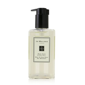Jo Malone Wood Sage & Sea Salt Body & Hand Wash (With Pump)  250ml/8.5oz