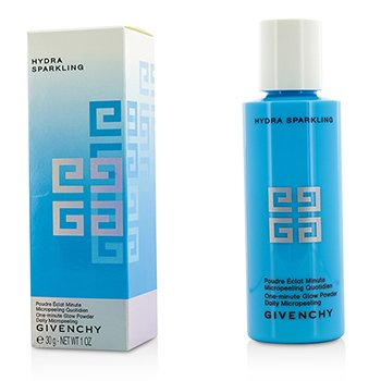 Givenchy Hydra Sparkling One-Minute Glow Powder Daily Micropeeling  30ml/1oz
