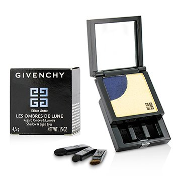 Givenchy Les Ombres De Lune Shadow & Light Eyes (Edici�n Limitada) - #2 Lune Mordoree  4.5g/0.15oz
