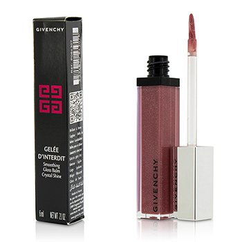 Givenchy Błyszczyk do ust Gelee D'Interdit Smoothing Gloss Balm Crystal Shine - # 7 Blooming Pink  6ml/0.21oz