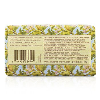 Almond, Milk & Honey Triple Milled Soap 158g/5.57oz