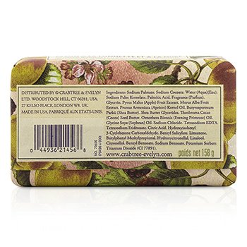 Crabapple & Mulberry Triple Milled Soap  158g/5.57oz