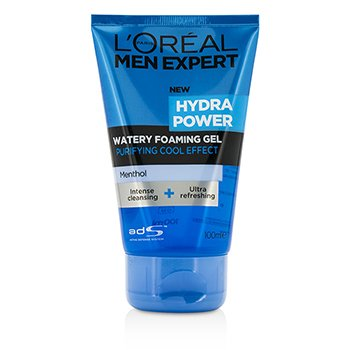 Men Expert Hydra Power Watery Foaming Gel  100ml/3.4oz
