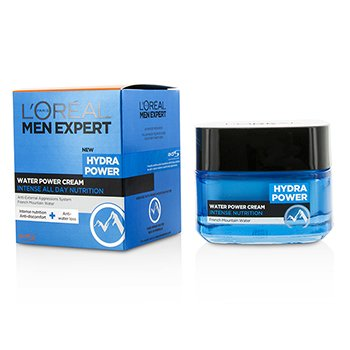 L'Oreal Men Expert Hydra Power Water Power Cream  50ml/1.7oz