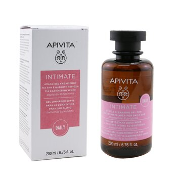Intimate Gentle Cleansing Gel For The Intimate Area For Daily Use with Chamomile & Propolis  200ml/6.8oz