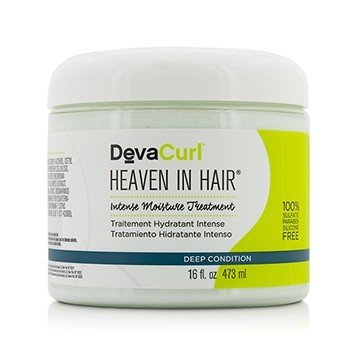 Heaven In Hair (Intense Moisture Treatment - For Super Curly Hair)  473ml/16oz