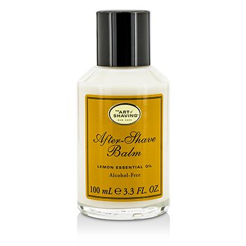 The Art Of Shaving บาล์มหลังการโกน After Shave Balm - Lemon Essential Oil (ไม่มีกล่อง)  100ml/3.3oz