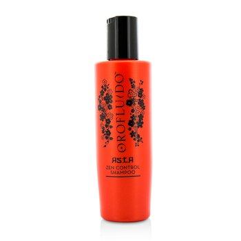 オロフルイド Asia Zen Control Shampoo  200ml/6.7oz