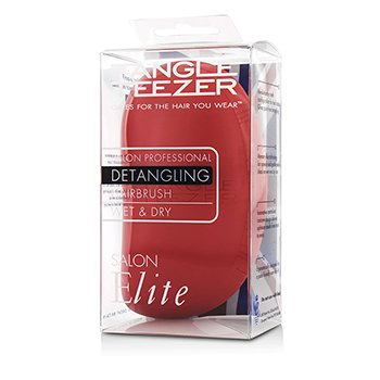 Salon Elite Professional Detangling Hair Brush - # Winter Berry (For Wet & Dry Hair)  1pc