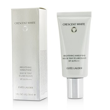 เอสเต้ ลอร์เดอร์ Crescent White Brightening Makeup Base SPF 30  30ml/1oz
