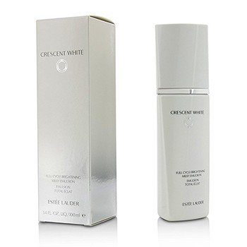 Estee Lauder Crescent White Full Cycle Brightening Milky Emulsion  100ml/3.4oz