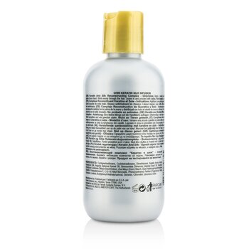 蠶絲蛋白修復護髮精華 Keratin Silk Infusion Keratin and Silk Reconstruting Complex  177ml/6oz