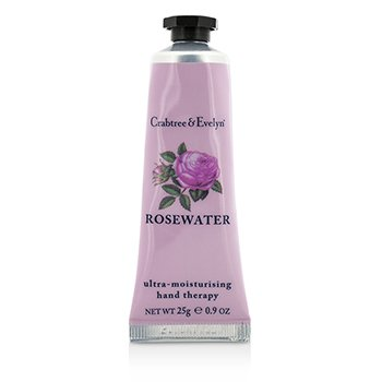 Crabtree & Evelyn Rosewater Terapia de Manos Ultra Hidratante  25g/0.9oz