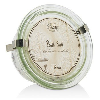 Sabon Bath Salt - Rose  250g/8.5oz