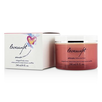 Philosophy Loveswept Crema Corporal Batida  240ml/8oz