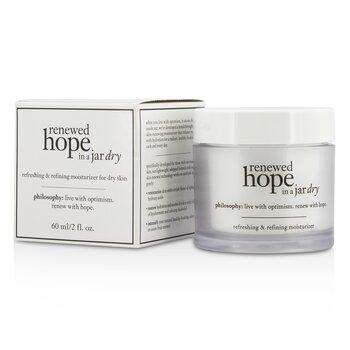 Renewed Hope In A Jar Refreshing & Refining Moisturizer For Dry Skin  60ml/2oz